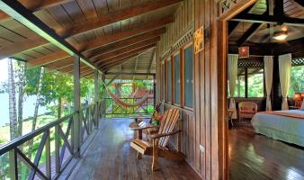 Tortuga Lodge
